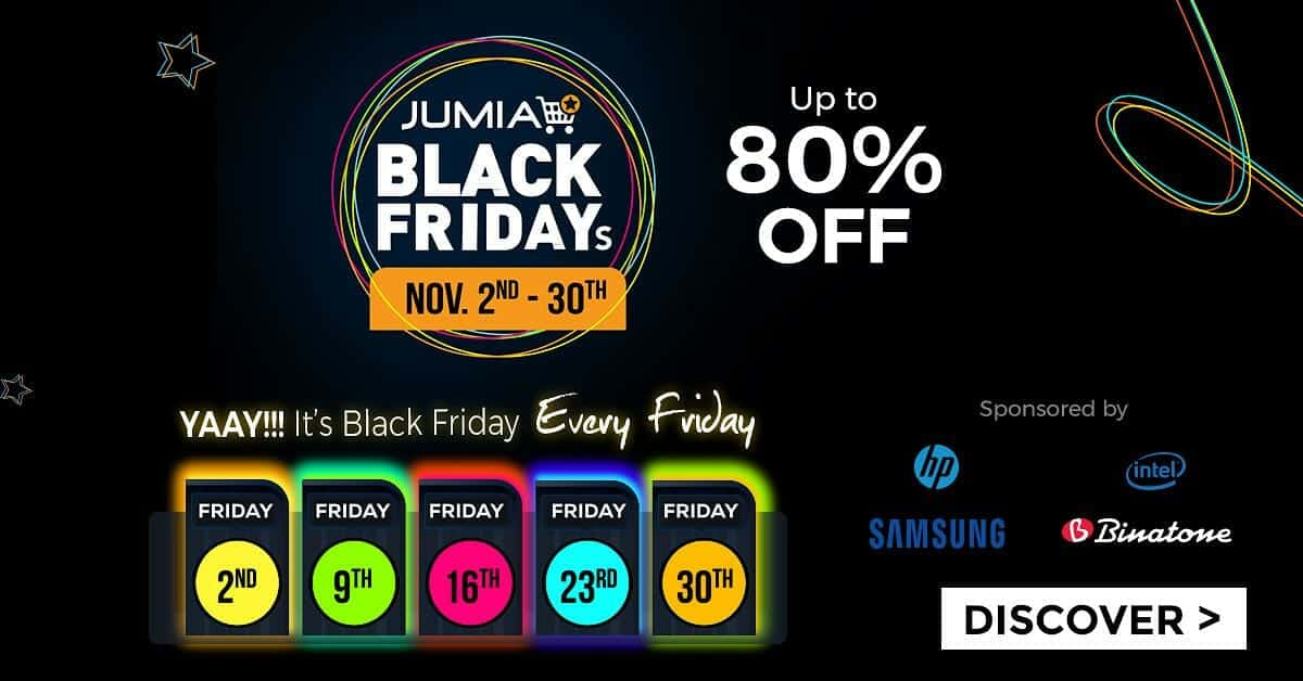 Jumia Rallies Sellers For Black Friday Critical Voice